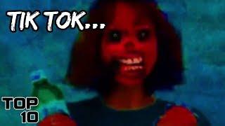 Top 10 Cursed Tik Toks