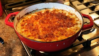 2019 Mac & Cheese Cook Off Collaboration ~ Cauliflower Mac ~ The Kneady Homesteader