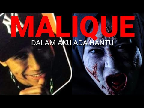 Malique - Dalam Aku Ada Hantu (Lirik) (High Quality) 🔥🔥🔥👻👻👻