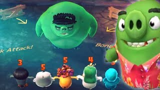 Angry Birds Evolution - Return Of The Pigs
