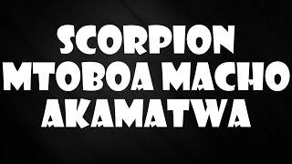 Mwizi anayetoboa watu macho(scorpion) amekamatwa.....
