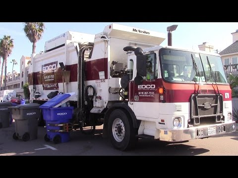 EDCO Waste & Recycling Services of Imperial Beach, CA