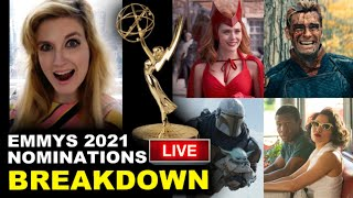 Emmys 2021 - Nominations, Snubs & Predictions
