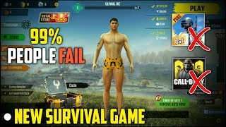 World's Hardest Survival Game | ScarFall Battle Royale Review
