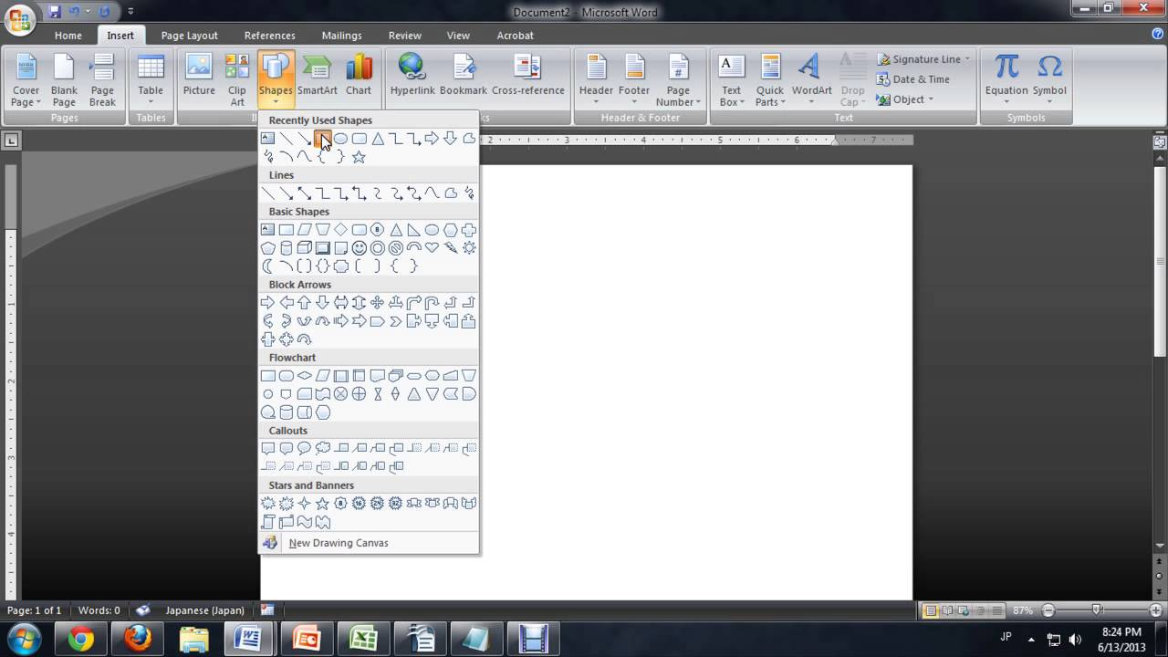 Straight Line Borders Clip Art : How to make borders & margins straight with microsoft office : tech