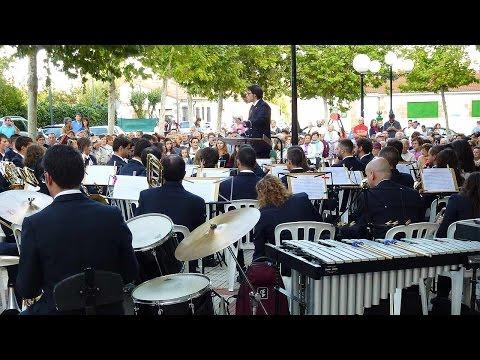 Banda de Musica de Soria - Homenaje a Los Diablos en La Barriada 2015