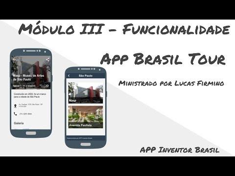 #16 - App Brasil Tour - Bloqueando o usuário