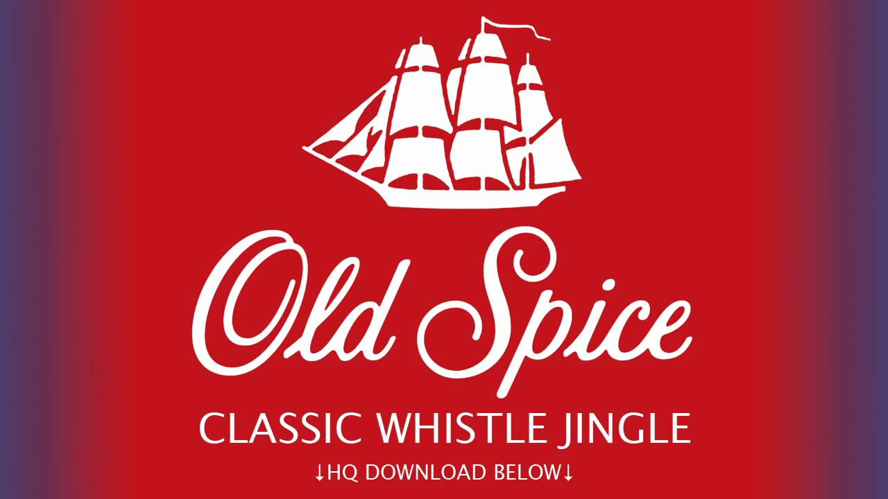 Old Spice Logo 2012 Old Spice Classic Whistle