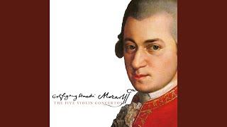 Violin Concerto No. 1 in B-Flat Major, K. 207: I. Allegro moderato - II. Adagio - III. Presto