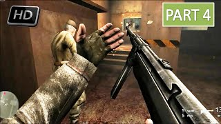 Battlestrike: Shadow of Stalingrad Part 4 (DEATH FACTORY) HD