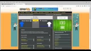 SporDb Simülasyonlü İddaa/Maç Tahmin Örnekleri - Tanıtım