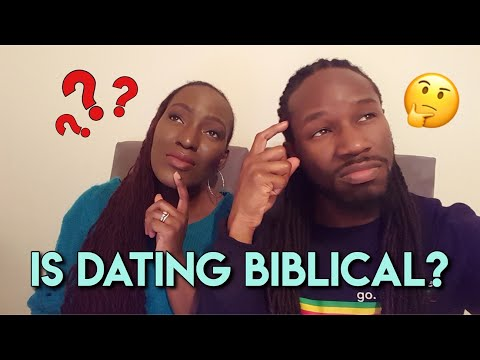 Is Dating Biblical?