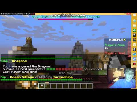 minecraft play and tutorial for minplex ip