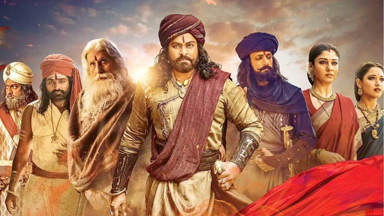 Download Sye Raa Narasimha Reddy (Hindi Dubbed) Full Movie | Starring Chiranjeevi, Amitabh Bachchan