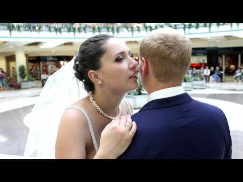 Наша свадьба! Неповторимая и изумительная свадебная сказка) Алексей И Татьяна