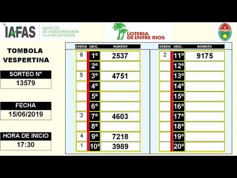 Vespertina 15 -06- 2019