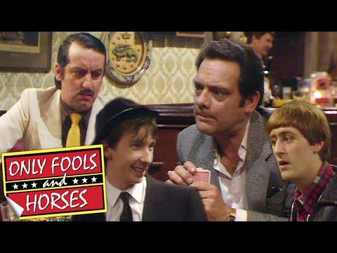 Del Boy Swindles Boycie | Only Fools and Horses | BBC Comedy Greats