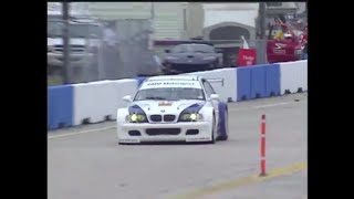 BMW M3 GTR ALMS 2001 Sebring 12 Hours Race [Part 1]