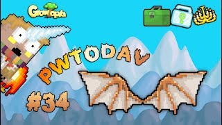 MY NEW INVESTMENT😬 | #34 Phoenix Wing To Davinci | Growtopia