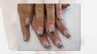Акриловые Ногти Дизайн 2014. Акриловые ногти.(, 2014-12-24T00:11:19.000Z)
