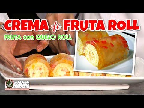 CREMA DE FRUTA ROLL (Mrs.Galang's Kitchen S9 Ep1)