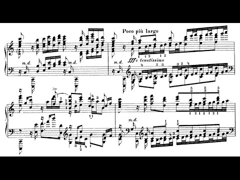 Bach-Busoni: Toccata, Adagio and Fugue BWV 564 (Kissin)