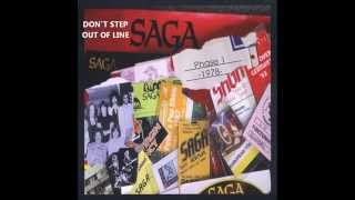 Sagapearls #25: Saga - Don`t Step Out Of Line