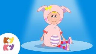 КУКУТИКИ - Сборник №2 из 13 коротких смешных веселых мультиков для детей малышей