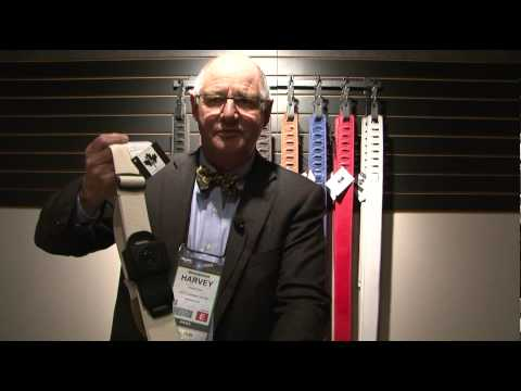 NAMM 2013 - Levy's MM4 Wireless Holder