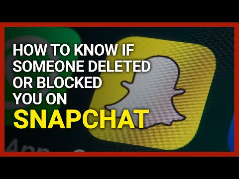 How to find messages from someone who blocked you on snapchat