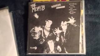"""Misfits 7"""" Singles collection 77-81"""