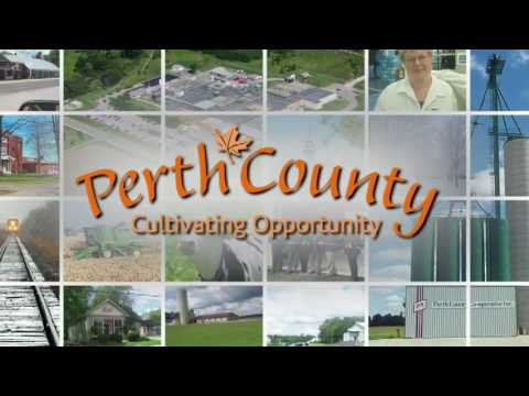 An Introduction To Perth County, Ontario