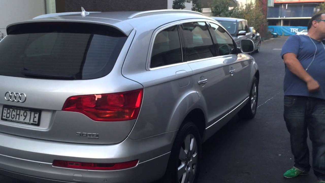 Kelebihan Kekurangan Audi Q7 2008 Tangguh