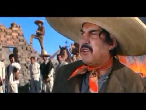 Yul Brynner echa al bandido Lorca