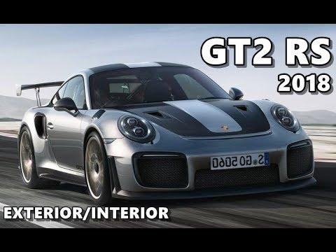 2018 porsche 911 gt2 rs detail shots exterior interior youtube. Black Bedroom Furniture Sets. Home Design Ideas