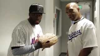 Big Boy Teaches 50 Cent How to Throw a Baseball| BigBoyTV