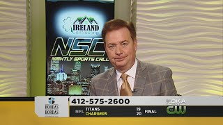 Ireland Contracting Sports Call: Oct. 21, 2018 (Pt. 3)