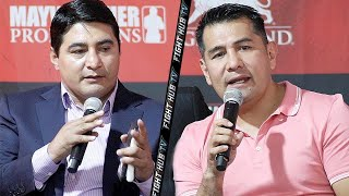 ERIK MORALES & MARCO ANTONIO BARRERA SHARE AWESOME STORIES OF FIGHTING MANNY PACQUIAO IN HIS PRIME