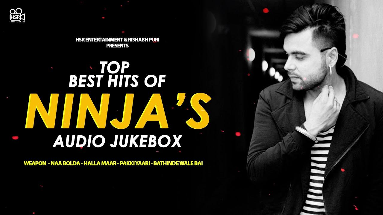 Top Best Hit Punjabi Songs of NINJA   Audio Jukebox   New Punjabi Songs 2021   Punjabi Songs Latest