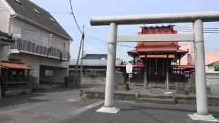 [HD]日光街道杉戸宿めぐり