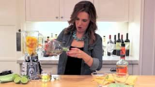Spicy Mango Margarita Cocktail Recipe