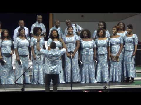 2016 NORTH AMERICA GHANAIAN S.D.A CHURCHES CAMP MEETING - OHIO ZONE CHOIR