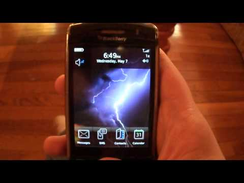 Internet access for unlcoked blackberry storm 9530
