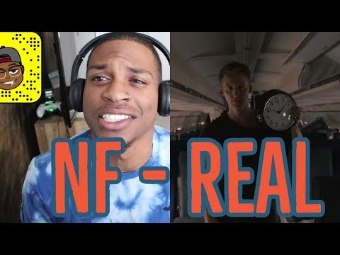 NF - Real REACTION/BREAKDOWN! (THE BEST RAPPER OUT!?)