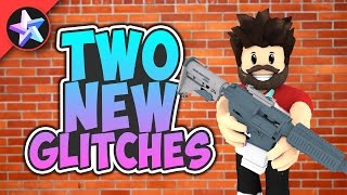 2 AWESOME NEW GLITCHES! - Roblox Jailbreak