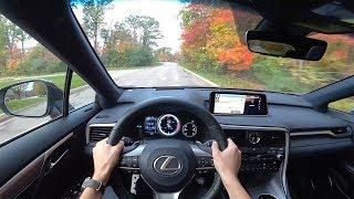 2017 Lexus RX 350 F Sport AWD  - POV Test Drive (Binaural Audio)
