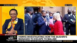 I am still too emotional to say how I arrived in Malawi: Bushiri
