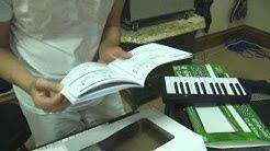 Rock Band 3 Bundle Unboxing Keyboard
