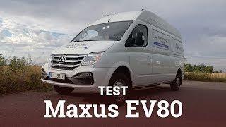 SAIC Motor Maxus EV80