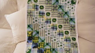 How To Make An Easy Crib Quilt